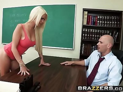 Brazzers - Big Tits on tap School - (Alexis Ford) (Johnny Sins) - Set of beliefs Mr. Sins