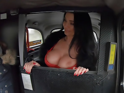 French MILF in Red Skivvies