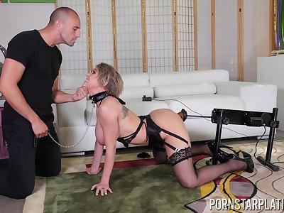Fucking awesome single woman Dee Williams gets fucked for instil