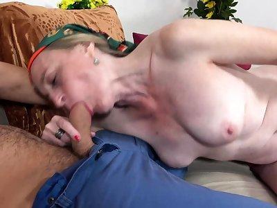 Prolapse mom anal sex everywhere step grandson
