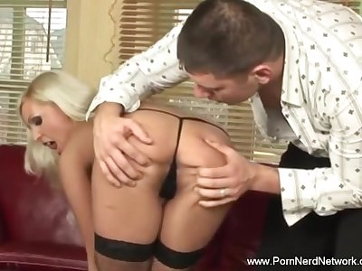 Ass Sex Is For This MILF  and Arousement of Stiffener