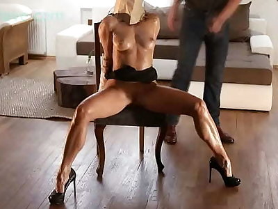 BDSM model Alex Zothberg humiliated making her an getting