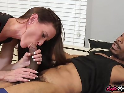 Slim Milf Interracially Fucked Hardcore Just about Sofie Marie